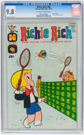 Bronze Age (1970-1979):Cartoon Character, Richie Rich #98 File Copy (Harvey, 1970) CGC NM/MT 9.8 Off-white towhite pages....