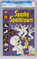 Silver Age (1956-1969):Cartoon Character, Spooky Spooktown #9 File Copy (Harvey, 1964) CGC NM+ 9.6 Off-whiteto white pages....