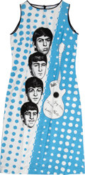 Music Memorabilia:Memorabilia, The Beatles Vintage Dress, 1964....
