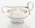 Silver Holloware, British:Holloware, A REGENCY SILVER CREAMER. Paul Storr, London, England, 1811-1812.Marks: (lion passant), (leopard's head crowned), (duty mar...