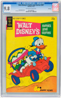 Bronze Age (1970-1979):Cartoon Character, Walt Disney's Comics and Stories #397 - File Copy (Gold Key, 1973)CGC NM/MT 9.8 Off-white to white pages....
