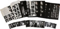 Movie/TV Memorabilia:Photos, Frank Sinatra Family and Friends Photo Lot by Irv Steinberg. ...