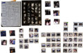 Movie/TV Memorabilia:Photos, Kennedy Family Proofs and Negatives by Irv Steinberg. ...