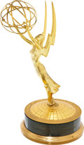 Movie/TV Memorabilia:Awards, Hill Street Blues Emmy Award for Outstanding Drama Series, 1981....