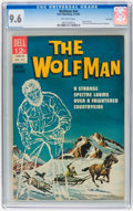 Silver Age (1956-1969):Horror, Movie Classics Wolfman - File Copy (Dell, 1964) CGC NM+ 9.6Off-white pages....