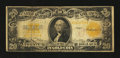 Large Size:Gold Certificates, Fr. 1187 $20 1922 Gold Certificate Very Good....
