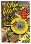 Golden Age (1938-1955):Science Fiction, Strange Adventures #36 (DC, 1953) Condition: FN+....