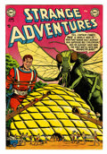 Golden Age (1938-1955):Science Fiction, Strange Adventures #33 (DC, 1953) Condition: VF-....