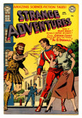 Golden Age (1938-1955):Science Fiction, Strange Adventures #19 (DC, 1952) Condition: FN+....