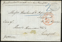 1848, April 4, Bombay, India to New York, N.Y