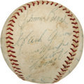 Autographs:Baseballs, 1969 National League All Star Game Team Signed Baseball....