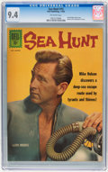Silver Age (1956-1969):Adventure, Sea Hunt #12 (Dell, 1962) CGC NM 9.4 Off-white pages....