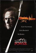 """Movie Posters:Thriller, Absolute Power (Warner Brothers, 1997). One Sheet (27"""" X 40"""") SS. Thriller.. ..."""