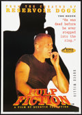 "Movie Posters:Crime, Pulp Fiction (Miramax, 1994). British Poster (24"" X 34"") BruceWillis Style. Crime.. ..."