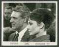 """Movie Posters:Mystery, Cary Grant and Audrey Hepburn in """"Charade"""" (Universal, 1963). Still(8"""" X 10""""). Mystery.. ..."""