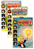Bronze Age (1970-1979):Cartoon Character, Richie Rich Money World #1-59 File Copy Group (Harvey, 1972-82)Condition: Average NM-.... (Total: 59 Items)