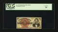 Fractional Currency:Fourth Issue, Fr. 1374 50¢ Fourth Issue Lincoln PCGS Very Fine 35....