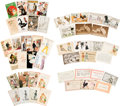 Political:Small Paper (1896-present), Woman's Suffrage: Forty-six Comic Postcards.... (Total: 46 Items)