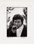 Music Memorabilia:Photos, The Doors Related - Jim Morrison Photo by Jim Marshall....