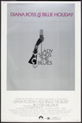 """Movie Posters:Drama, Lady Sings the Blues (Paramount, 1972). Poster (40"""" X 60""""). Drama.. ..."""