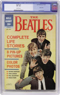 Silver Age (1956-1969):Humor, Beatles #1 (Dell, 1964) CGC VF+ 8.5 Off-white pages....