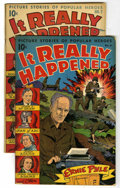 Golden Age (1938-1955):Non-Fiction, It Really Happened #6 and 7 Group (Standard,1946).... (Total: 2)