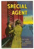 Golden Age (1938-1955):Non-Fiction, Special Agent #nn (Assoc. of American Railroads, 1959) Condition:NM-....