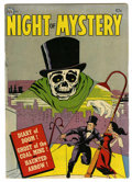Golden Age (1938-1955):Horror, Night of Mystery #nn (Avon, 1953) Condition: FN....