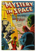 Golden Age (1938-1955):Science Fiction, Mystery in Space #23 (DC, 1955) Condition: FN/VF....