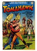 Golden Age (1938-1955):Adventure, Tomahawk #5 (DC, 1951) Condition: VG+....
