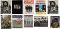 Music Memorabilia:Memorabilia, Beatles Related Vintage Books and Magazines.... (Total: 10 )