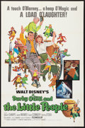 """Movie Posters:Fantasy, Darby O'Gill and the Little People Lot (Buena Vista, R-1977). One Sheet (27"""" X 41"""") and Lobby Cards (5) (11"""" X 14""""). Fantasy... (Total: 6 Items)"""