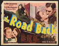 "Movie Posters:War, The Road Back (Universal, 1937). Title Lobby Card (11"" X 14"").War.. ..."