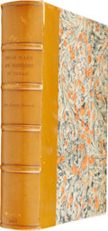 Books:First Editions, John Henry Brown. Indian Wars and Pioneers of Texas. Austin: L. E. Daniell, [1896]. First edition. 4to. 762pp, in do...