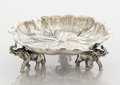 Silver Holloware, Continental:Holloware, AN ITALIAN SILVER DISH. Mario Buccellati, Rome, Italy, 20thcentury. Marks: M. BUCCELLATI, .925, (star 15 N incartouche... (Total: 2 Items)