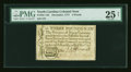 Colonial Notes:North Carolina, North Carolina December, 1771 £3 PMG Very Fine 25 Net....