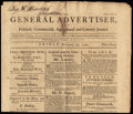 Stamps, 1790, October 15, Philadelphia, Pa....