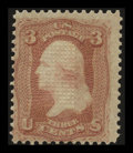Stamps, 3c Red (94),...