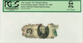 "Transportation:Aviation, ""D. B. Cooper"" 1971 Ransom Money. Serial #L47621840A. Series 1969$20 Federal Reserve Note...."