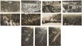 Political:Small Paper (1896-present), Woman's Suffrage: Eleven Real Photo English Postcards.... (Total: 11 Items)