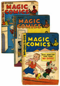 Golden Age (1938-1955):Miscellaneous, David McKay Group (David McKay, 1945-49).... (Total: 52 Comic Books)