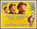 "Movie Posters:War, Thirty Seconds Over Tokyo (MGM, 1944). Half Sheet (22"" X 28"").War.. ..."