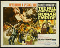 "Movie Posters:Historical Drama, The Fall of the Roman Empire (Paramount, 1964). One Sheet (27"" X41""). Historical Drama.. ..."