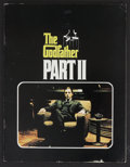"""Movie Posters:Crime, The Godfather Part II (Paramount, 1974). Program (Multiple Pages, 8.5"""" X 11""""). Crime.. ..."""