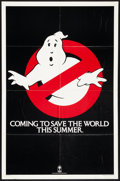 "Movie Posters:Comedy, Ghostbusters Lot (Columbia, 1984). One Sheets (2) (27"" X 41"") Advance and Regular. Comedy.. ... (Total: 2 Items)"