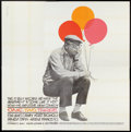 "Movie Posters:Comedy, One, Two, Three (United Artists, 1962). Six Sheet (81"" X 81""). Comedy.. ..."