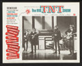 "Movie Posters:Rock and Roll, The Big T.N.T. Show (American International, 1966). Lobby Card Setof 8 (11"" X 14""). Rock and Roll.. ... (Total: 8 Items)"