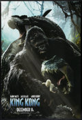"Movie Posters:Adventure, King Kong Lot (Universal, 2005). One Sheet (27"" X 40"") SS Advanceand Still (8"" X 10""). Adventure.. ..."