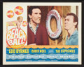 "Movie Posters:Rock and Roll, Beach Ball (Paramount, 1965). Lobby Card Set of 8 (11"" X 14""). Rockand Roll.. ... (Total: 8 Items)"