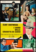 "Movie Posters:Crime, Coogan's Bluff (Universal, 1968). Italian Folio (26.5"" X 37.5"").Crime.. ..."